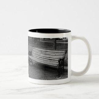 Complete Black and White Mug