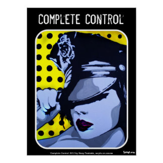 'Complete Control'  Poster