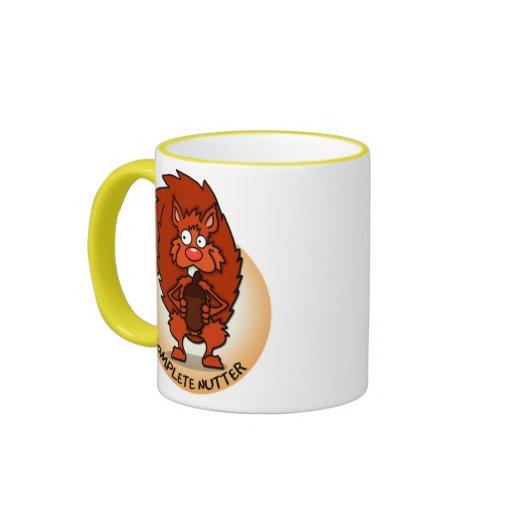 Complete Nutter Mug