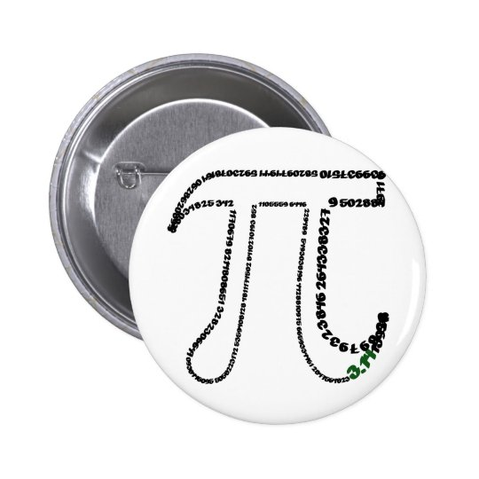 Complete Pi Day Button