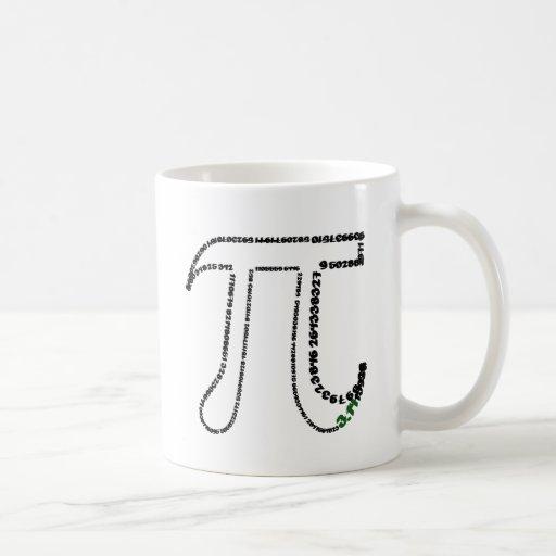 Complete Pi Day Coffee Mug