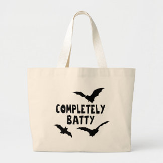 Completely Batty Tote Bag