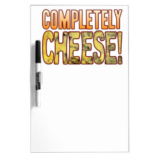 Completely Blue Cheese Dry-Erase Board