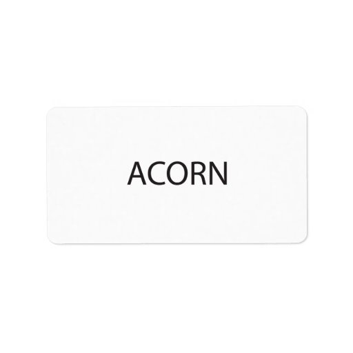 completely obsessive really nutty person.ai custom address label