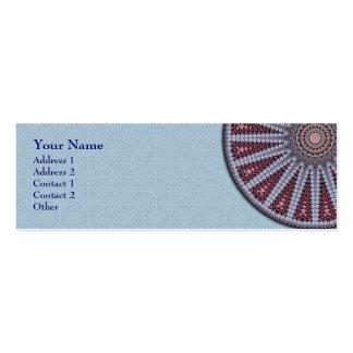 Completion Mandala • Profile Business Card