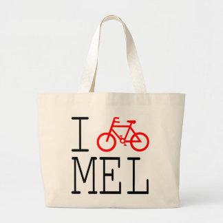 ¡Completo un ciclo Melbourne! La bolsa de asas