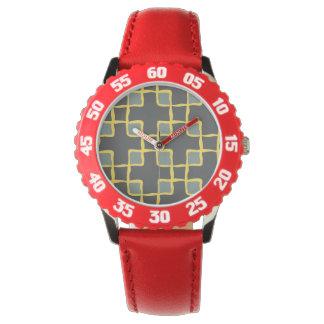Completos bien de la autorización están de acuerdo relojes de mano