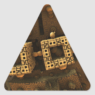 complex-113404-bro pegatina triangular