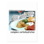 Complex Carbohydrates Funny Mugs Cards Tees Etc
