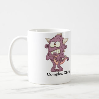 Complex Chris Coffee Mug
