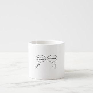 Complex Equations Espresso Cup