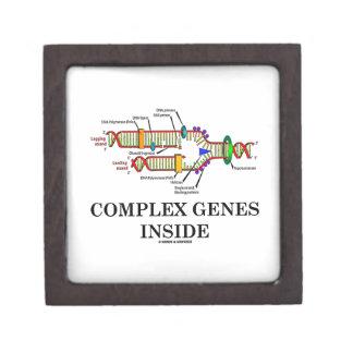 Complex Genes Inside (DNA Replication) Gift Box