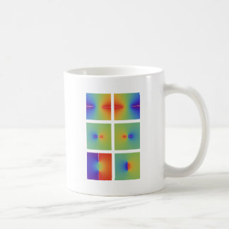 Complex inverse trigonometric functions coffee mug