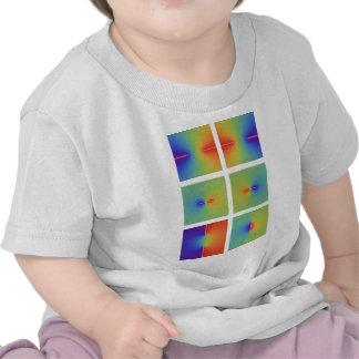 Complex inverse trigonometric functions tee shirts