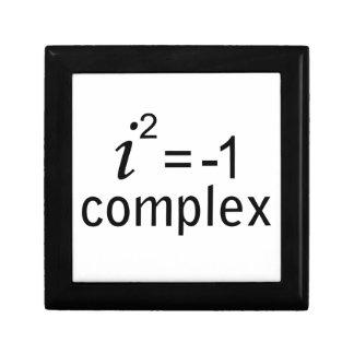 complex jewelry box