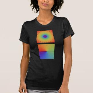 complex logarithm, vertical tee shirt