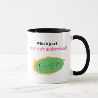 Complex Math Equation Mug