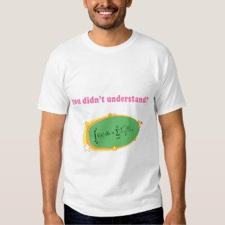 Complex Math Equation T Shirt
