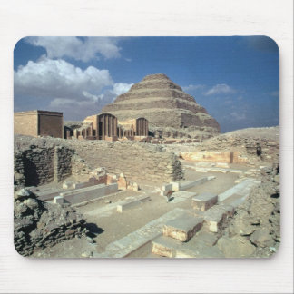 Complex of Djoser including the Step Pyramid Mouse Pad
