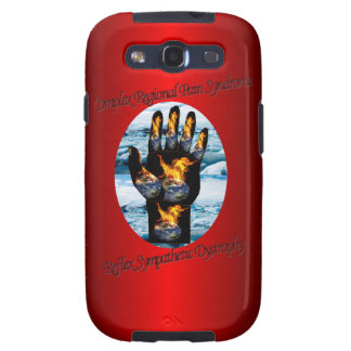 Complex Regional Pain Syndrome RSD Case-Mate Case  Samsung Galaxy S3 Cases