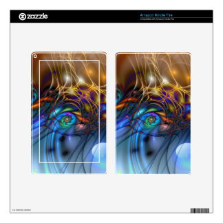 COMPLEX SKINS FOR KINDLE FIRE