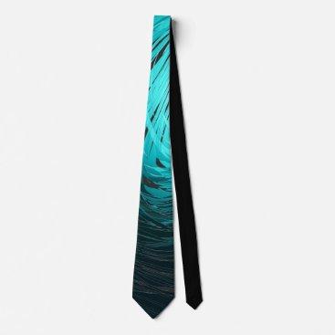 Professional Business Complex Spiral2 Aqua - Tie