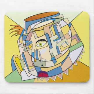 """Complex Thoughts"" by Ruchell Alexander Mouse Pad"