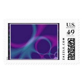 Complexed Simplicity Postage Stamp