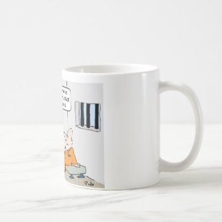 compliance federal guideline prisoners mugs
