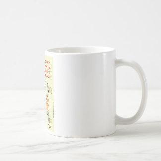 compliance non-compliance hanging prisoners classic white coffee mug