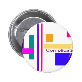 Complicación Pin Redondo 5 Cm