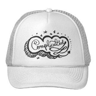 Complicated 1 trucker hat