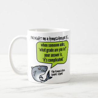 Complicated Coffee Mug