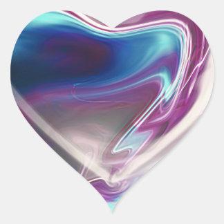 Complicated heart! heart sticker