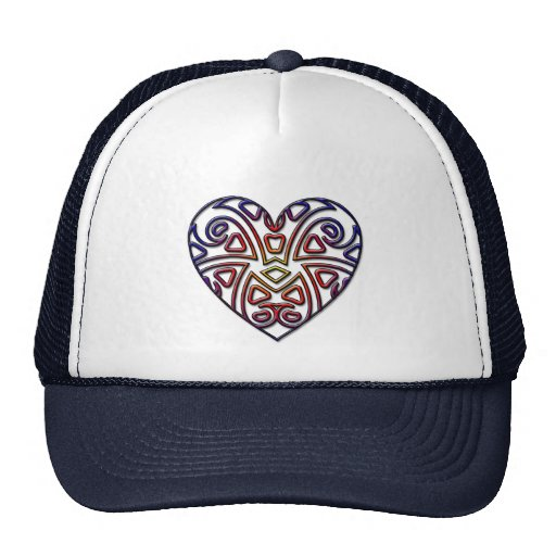 Complicated Heart Trucker Hat