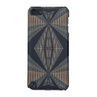 Complicated World - Abstract in Tasteful Colors iPod Touch 5G Cover