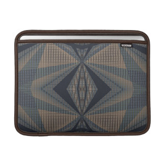 Complicated World - Abstract in Tasteful Colors MacBook Air Sleeve