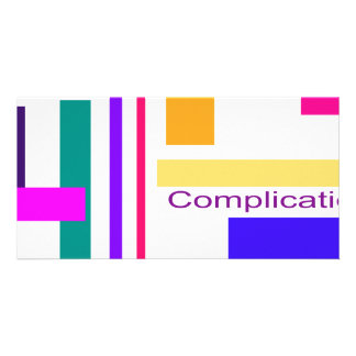 Complication Picture Card