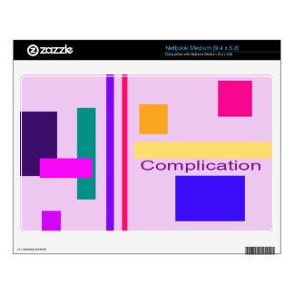 Complication Medium Netbook Skins