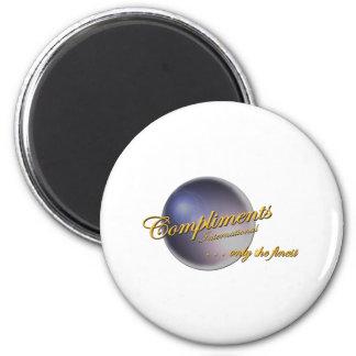 Compliments International, LLC Magnet