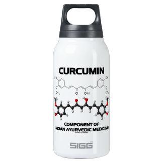 Componente de la curcumina de la medicina de