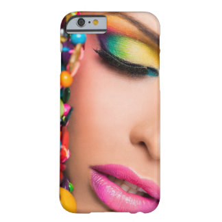 ¡Componga el arco iris! Funda Barely There iPhone 6