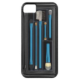 Componga el azul eléctrico del caso funda para iPhone SE/5/5s