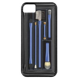 Componga el azul multi del caso funda para iPhone SE/5/5s