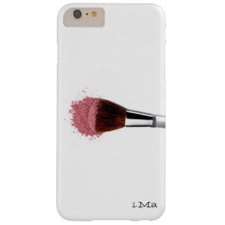 componga el rosa del cepillo funda barely there iPhone 6 plus