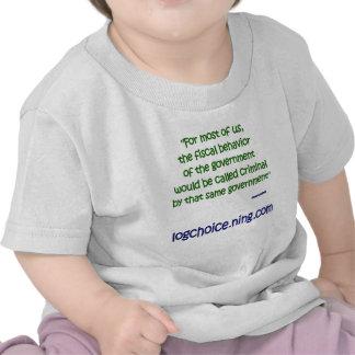 Comportamiento fiscal camiseta