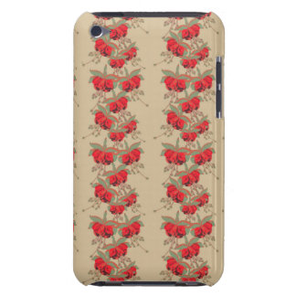 Composed Pretty Hard-Working Energetic iPod Touch Case