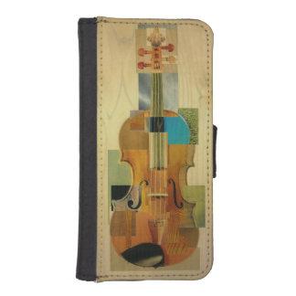 Composed Violin iPhone SE/5/5s Wallet