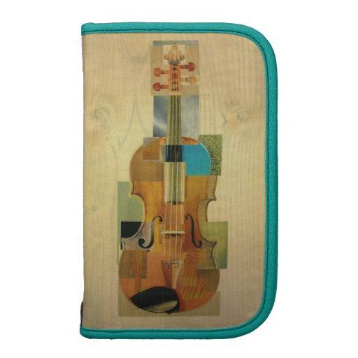 Composed Violin Organizer