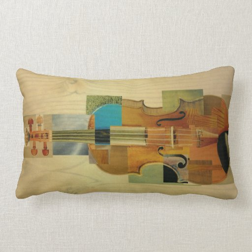Composed Violin Pillows